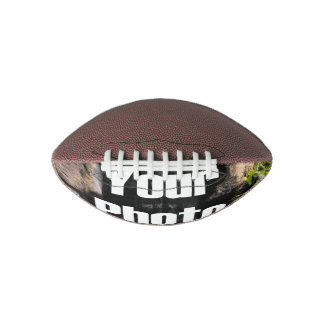 Custom Photo Football Ball