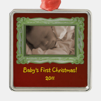 Custom Photo Frame Ornament