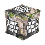 Custom Photo Full Color Personalized Pouf