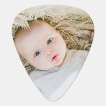Custom Photo Guitar Personalized Pick