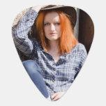 Custom Photo Guitar Pick at Zazzle