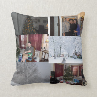 CUSTOM PHOTO IMAGE PILLOW