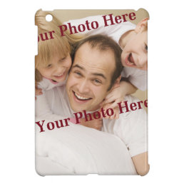 Custom Photo iPad Mini Covers