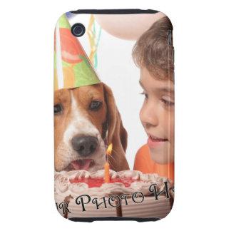 Custom Photo iPhone 3 Tough Cover