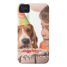 Custom Photo Iphone 4 Case-mate Case at Zazzle