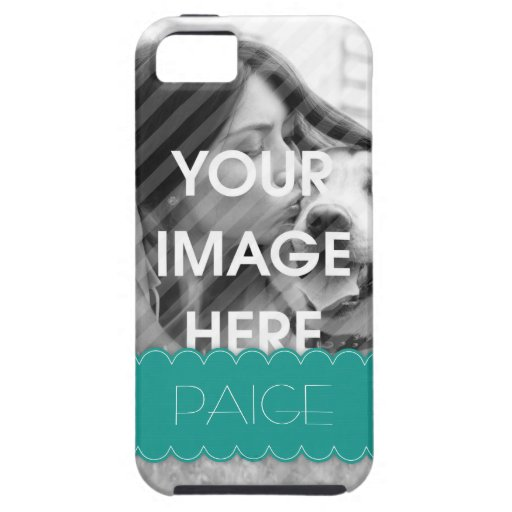 Custom photo iphone 5 case zazzle for How to customize your iphone case