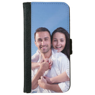 Custom Photo iPhone 6/6s Wallet Case