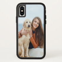 Custom Photo iPhone X, Tough Xtreme Phone Case