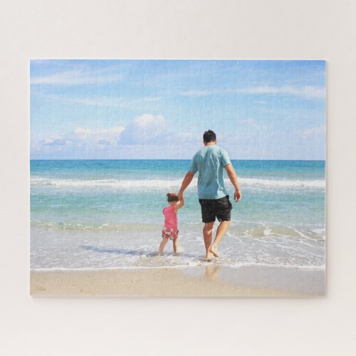 Custom Photo Jigsaw Jigsaw Puzzle