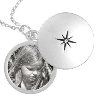 Custom Photo Keepsake Necklace