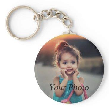 accessoriesstore Custom Photo Keychain