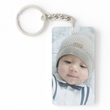 chingchingstudio Custom Photo Keychain