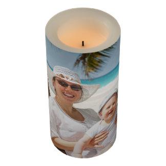Custom Photo LED Candle