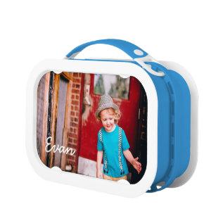 Custom Photo Lunchbox at Zazzle