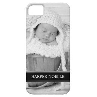 Custom Photo & Monogram Personalized iPhone 5 Cases