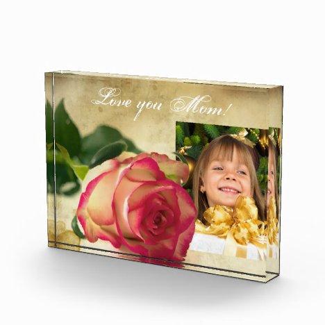 Custom Photo, Mothers Day Acrylic Gift