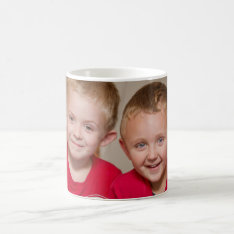 Custom Photo Mug at Zazzle