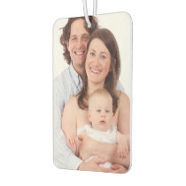Custom Photo One Of A Kind Personalized Air Freshener