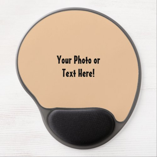 Custom Photo or Text Gel Mouse Pad