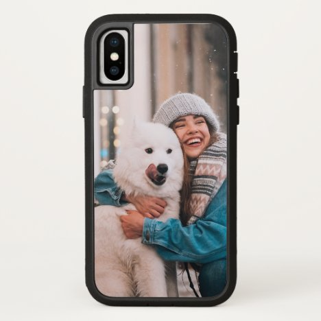 Custom Photo Otter Box iPhone X Symmetry Case