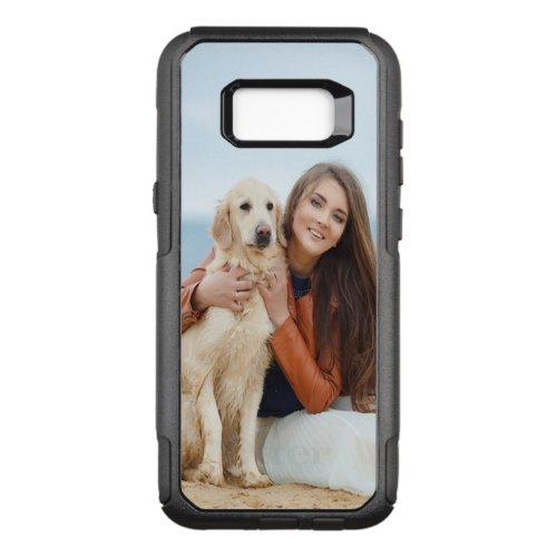 Custom Photo OtterBox Samsung Galaxy S8+ Case Phone Case