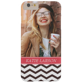 Custom Photo Personalized Barely There iPhone 6 Plus Case