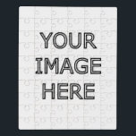 "Custom Photo Personalized Plastic Jigsaw Puzzle<br><div class=""desc"">Personalized acrylic plastic jigsaw puzzle template for your own pictures. Create a custom jigsaw puzzle with a photo or picture.</div>"