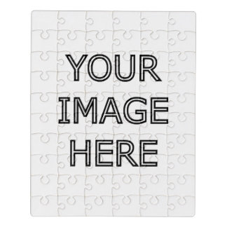 Custom Photo Personalized Plastic Jigsaw Puzzle