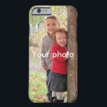 """Custom Photo Phone Case<br><div class=""""desc"""">A custom phone case with your own photo on it.</div>"""