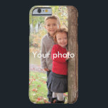 "Custom Photo Phone Case<br><div class=""desc"">A custom phone case with your own photo on it.</div>"