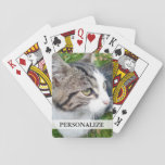 "Custom photo playing cards | Add your image here<br><div class=""desc"">Custom photo playing cards 