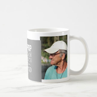 Custom Photo Pop Pop The Legend Coffee Mug