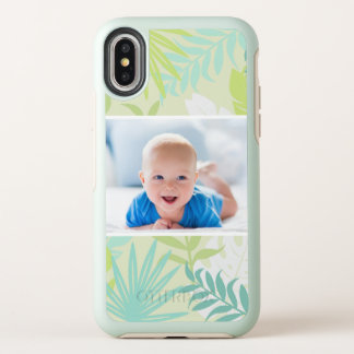 Custom Photo Protective Phone Case Trendy Tropical