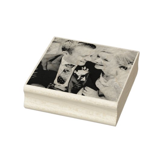 Design Your Own Rubber Stamp: Custom Photo Rubber Stamp