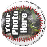 Custom Photo Softball Ball