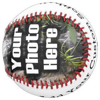 Custom Photo Softball Ball