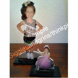 Custom Photo Statue Sculptures with your picture!