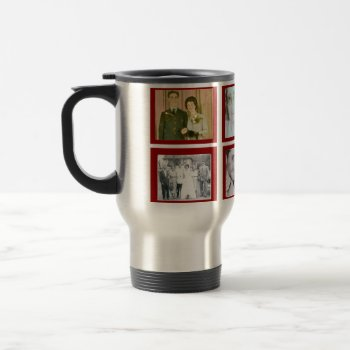 Custom Photo Travel Commuter Mug by creativeconceptss at Zazzle