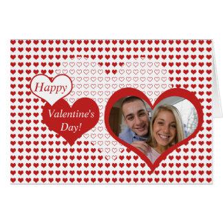 Custom Photo Valentine s Day Greeting Cards
