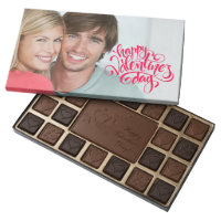 Custom Photo Valentine's Day Box of Chocolates