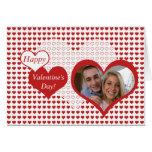 Custom Photo Valentine's Day Greeting Cards