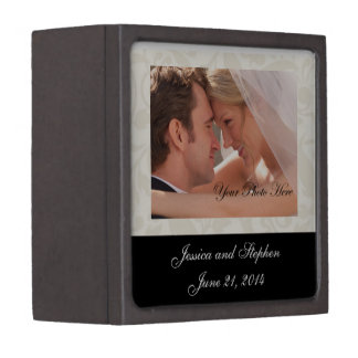 Custom Photo Wedding Gift Box