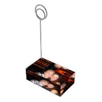 Custom Photo Wedding Table Card Holder