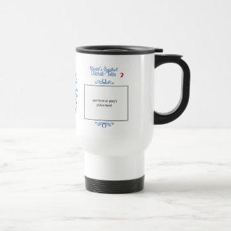 Custom Photo! Worlds Greatest Akhal-Teke Travel Mug