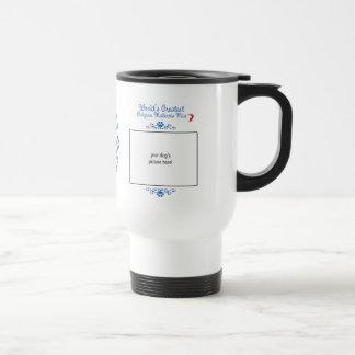 Custom Photo! Worlds Greatest Belgian Malinois Mix Coffee Mug