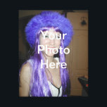 """Custom Photo Wrapped Canvas<br><div class=""""desc"""">Custom Photo Wrapped Canvas,  Just add your photo!</div>"""