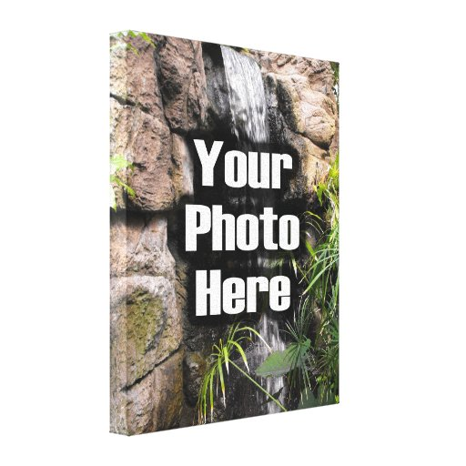 Custom Photo Wrapped Canvas Canvas Print