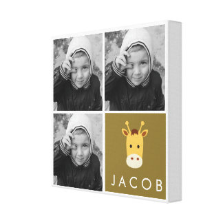 Custom Photo Wrapped Canvas   Photo Gifts Canvas Print