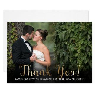 Custom Photography Templates | Bronze Thank You!