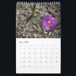 """Custom Photography Wall Calendar<br><div class=""""desc"""">Some scenic nature photos,  some flowers,  etc.</div>"""